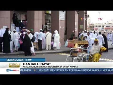 Karpet Di Arab Saudi eksekusi mati seorang tkw di arab saudi