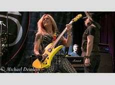 Lita Ford at The Mercury Ballroom In Louisville, KY ... Louder Than Life Festival