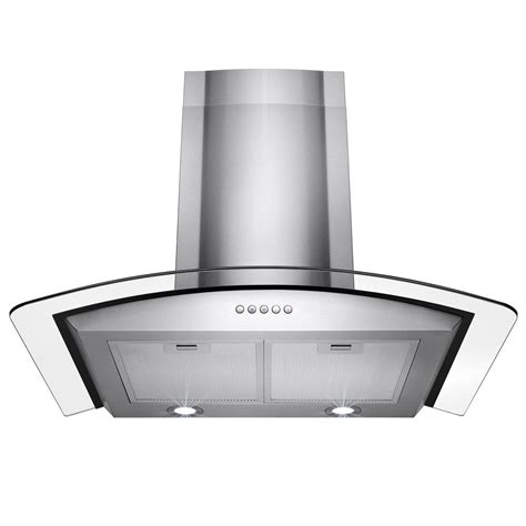 wall mounted range ge 30 in convertible chimney range in stainless steel jvw5301sjss the home depot