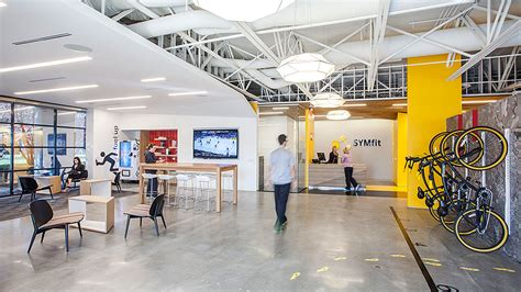 symantec symfit center projects gensler