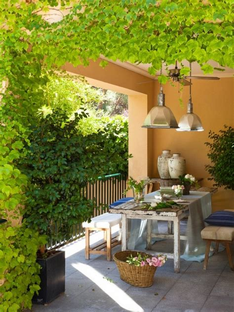 shabby chic style outdoor design ideas decoration love