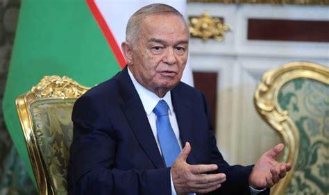 uzbek strongman leader islam karimov dies politics news president of uzbekistan dies from stroke aged 78 turkish