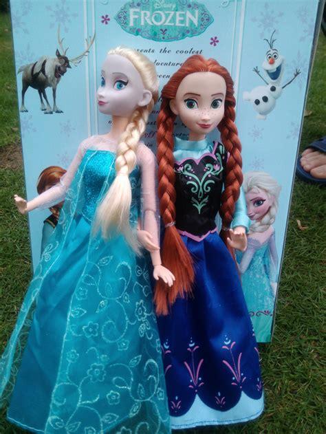 Gaun Frozen 5 Series I Original Brand By Meisha Kebaya By Mira Jaya 2014 frozen elsa olaf classic dolls gift wholesale 2014 frozen elsa and