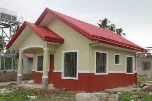 Low Cost House Low Cost Housing Design Affordable Amanda House And Lot