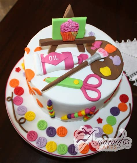 craft cake craft birthday cakes