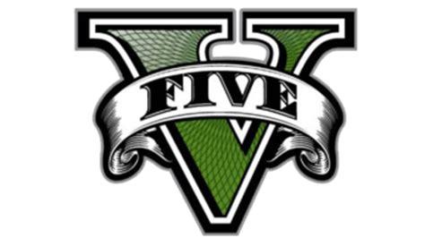 Grand Theft Auto 5 Logo Vector by Renders Gta V Logo Baka Renders Www Bakarenders