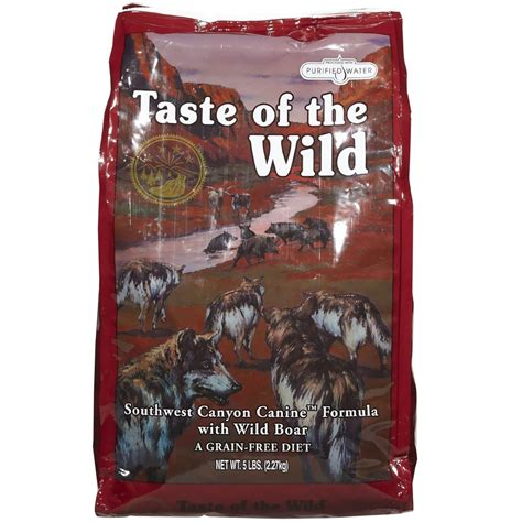 taste of the puppy food reviews taste of the southwest food 5 lb