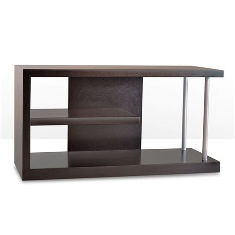 Handmade Tv Stand - buy a handmade zig zag tv stand aluminum supports