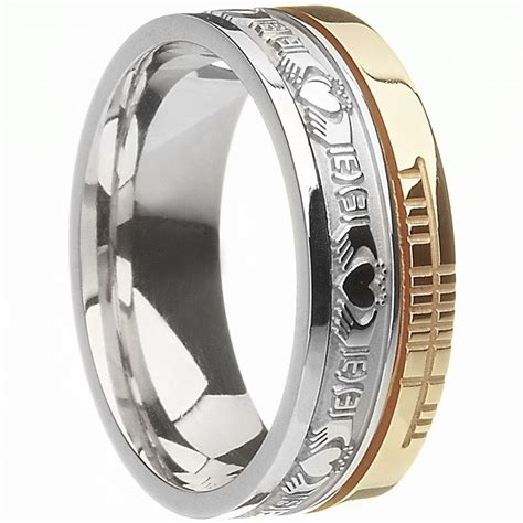 claddagh wedding ring usg br2