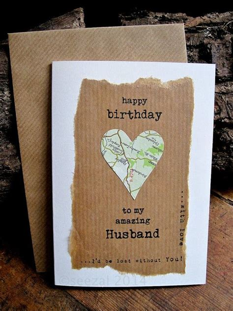Handmade Birthday Cards For Husband - 17 best images on anniversary cards