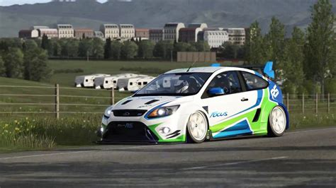 Ford Forcus Rs by Assetto Corsa Update 1 12 New Track Scotland Ford Forcus