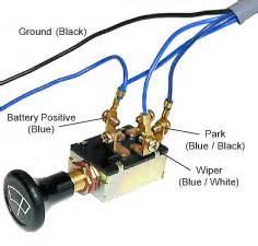 universal wiper motor wiring diagram circuit diagram free