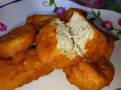 cara buat nugget ayam yang mudah cara cara hasilkan nugget ayam tempura yang mudah sedap