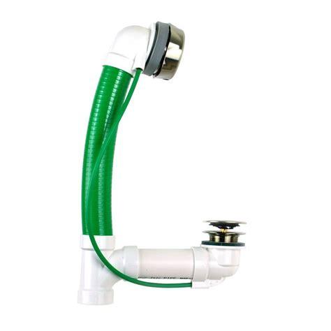 flexible bathtub watco innovator cableflex 948 48 in flexible pvc bath