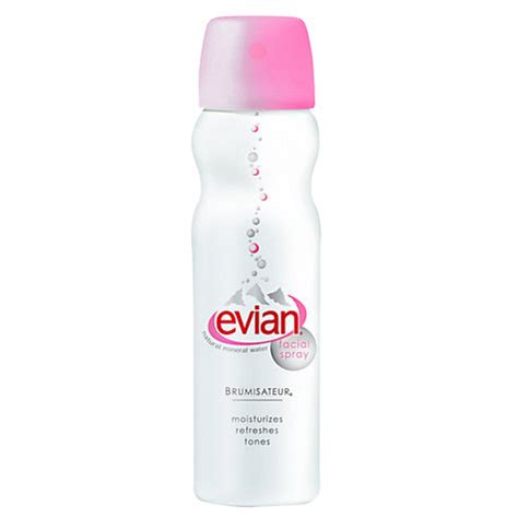 Evian Spray Medium Size 150ml 7 must haves for busy on the go leaders in heels