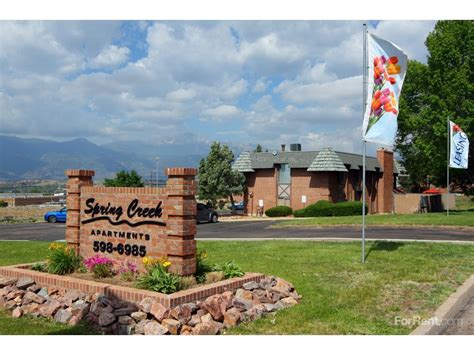Appartments In Colorado Springs by Creek Apartments Colorado Springs Co Walk Score