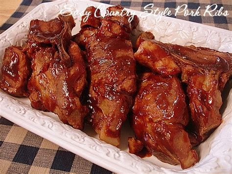 easy country style ribs recipe but i m hungry easy country style pork ribs