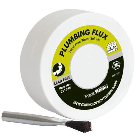 Plumbing Insurance Comparison by Bunnings Tradeflame Tradeflame Plumbing Flux And Brush