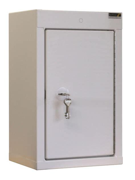 cabinet controlled drugs 1 door 55x34x27cm 2 shelves