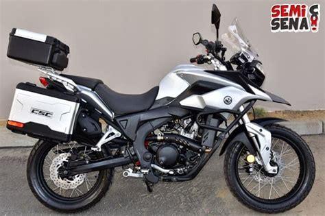 Lu Tembak Untuk Motor Touring csc rx3 motor touring ala bmw dengan harga terjangkau semisena