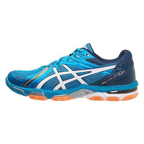 Sepatu Asics Gel Elite 3 asics gel volley elite 3 indoor court shoes squash source