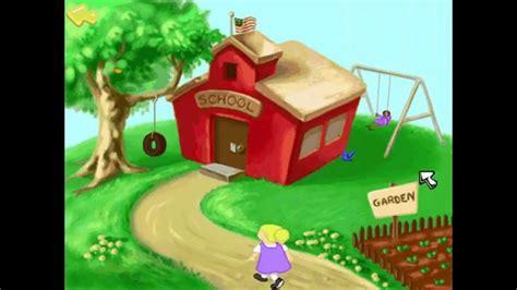 Pc Jump Start Kindergarten jumpstart kindergarten windows v1 2 walkthrough
