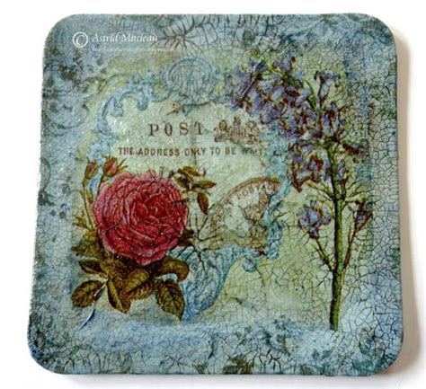 decoupage crackle tutorial 126 best images about crackle on pinterest shabby chic