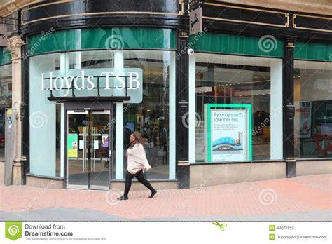 tbs bank uk lloyds tsb bank editorial photography image 44577912