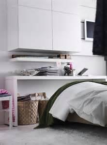 Schner Wohnen Schlafzimmer Gestalten Kleine R 228 Ume Mehr Stauraum Im Schlafzimmer Bild 5