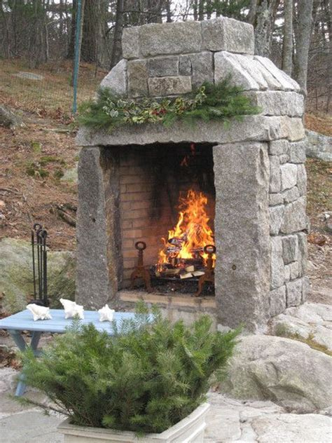 Rumford Outdoor Fireplace by Pin By Melinda Wheatley On Cottage