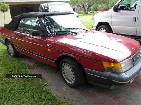 saab 900 convertible 1987 saab 900 t16 convertible related infomation