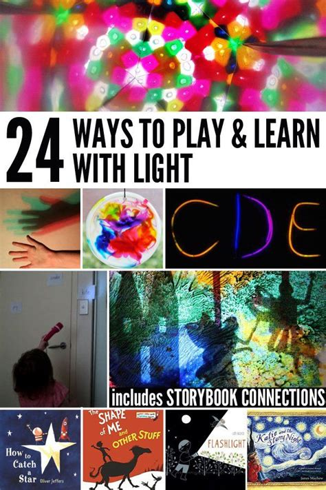 449 Best Light And Sound Lesson Planning Images On
