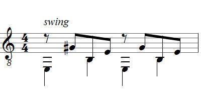 swing rhythmus u meyer musiklehre rhythmus besonderheiten