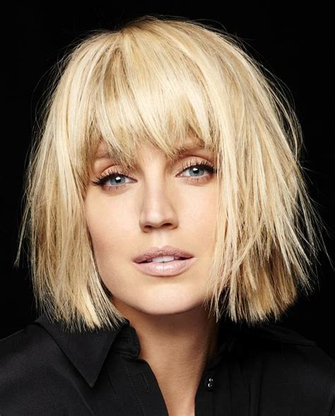 medium bob hairstyles 2017 a medium hairstyle from the fall winter 2016 2017
