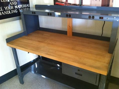 used work benches new used workbenches stanley vidmar equipto