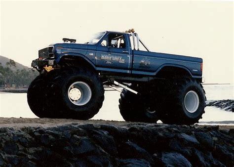 bigfoot 4 truck bigfoot 4 circa 1986 bigfoot bigfoot