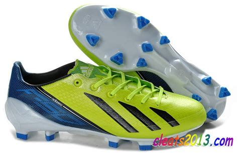 Adidas Adizero F50 Electric Greenblack adidas f50 adizero trx fg messi limited soccer cleats neon green black blue 58 98 soccer