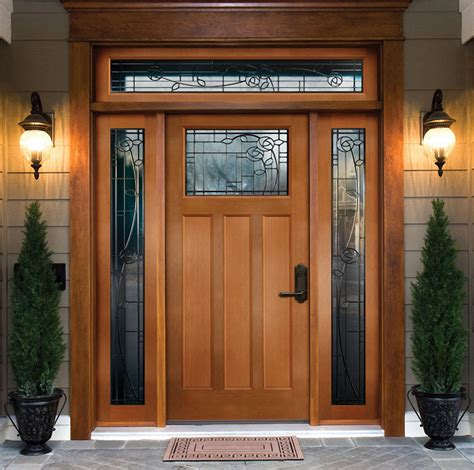 Exterior Doors For Homes Improve Your Entrances With Decorative Door Design Motiq Home Decorating Ideas