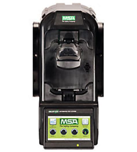 Multi Gas Detector Msa airgas msa10128642 msa 1 valve galaxy 174 gx2 portable