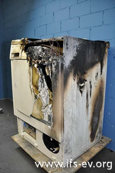 Siemens Wäschetrockner Brandgefahr brandgefahr durch siemens w 228 schetrockner institut f 252 r