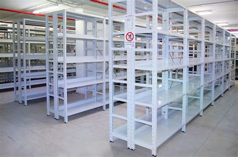 produzione scaffali metallici etermet scaffalature metalliche e armadi metallici