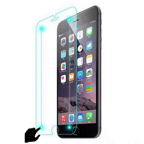 Tempered Glass Iphone 6 Plus Transparan smart touch tempered glass screen for iphone 6 plus