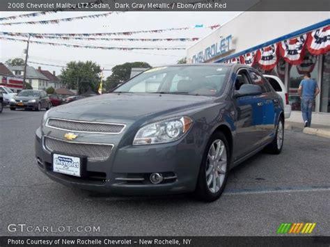 dark gray metallic  chevrolet malibu ltz sedan
