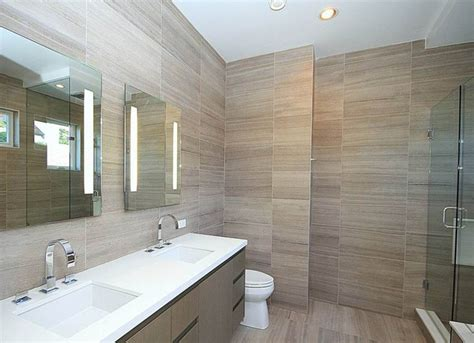 point grey spec house modern bathroom vancouver