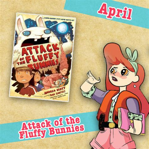 Attack Of The Fluffy Bunnies Book Report by Book Recommendations Based On Your Favorite Character Yayomg