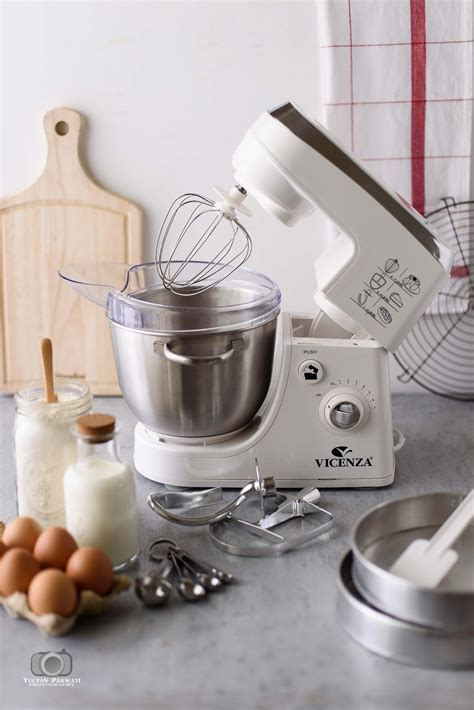 Stand Mixer Vicenza Vsm100 Bisa Gosend cooking with