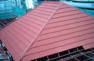 Metal Roof Tiles China Colorful Metal Roofing Tile China Circular Roof Tile Metal Roofing Tile