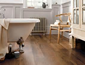 Bathroom Floor Coverings Ideas karndean designflooring s van gogh classic oak bathroom flooring is