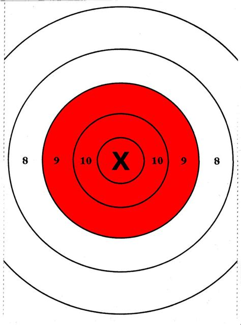 printable targets remington pictures of target cliparts co