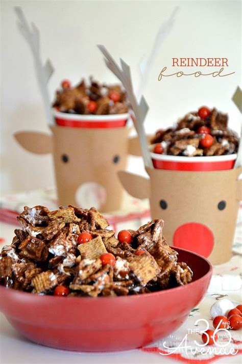 reindeer food christmas recipe reindeer lasagne and